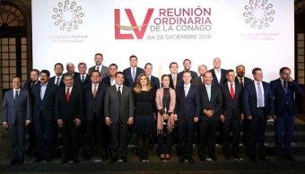 Gobernadores serán firmes ante López Obrador, advierten