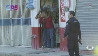 Intento Asalto Toma Rehén Deja Muerto Puerto Vallarta