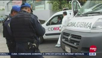 Investigan Asesinato Canadiense Centro Comercial Cdmx