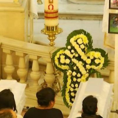 Ofician misa en honor de 7 niños fallecidos en incendio en Iztapalapa