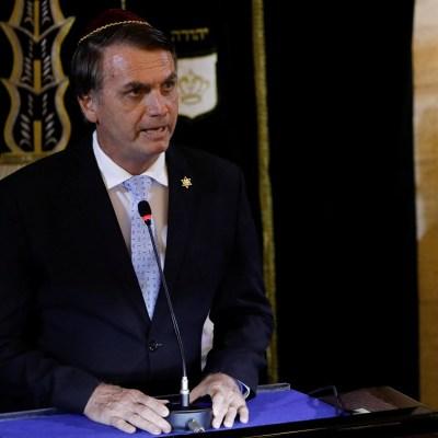 Bolsonaro planea decreto para posesión de armas de fuego en Brasil