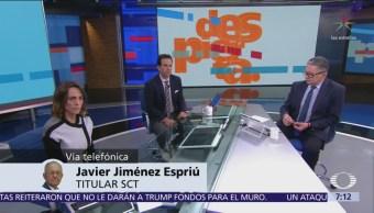 Jiménez Espriú explica en Despierta nueva oferta de recompra de bonos NAIM