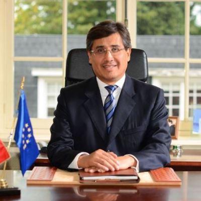 AMLO propone a Juan José Gómez Camacho como embajador en Canadá
