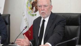 Morena votará por Juan Luis González Alcántara Carrancá para la SCJN: Monreal