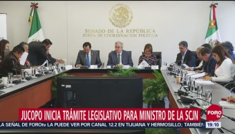 Jucopo Acuerda Iniciar Análisis Aspirantes Ministros Corte SCJN