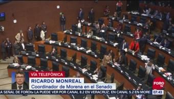 Jueces y magistrados buscan mantener su nivel de ingresos, dice Ricardo Monreal