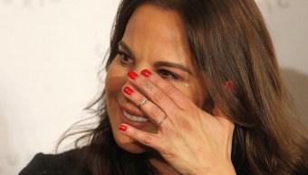Kate del Castillo vuelve a México tras casi tres años de ausencia