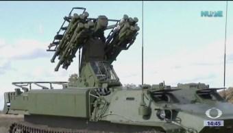 La industria militar rusa