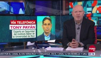 Las Fuerzas Armadas no están hechas para la seguridad pública: Tony Payán