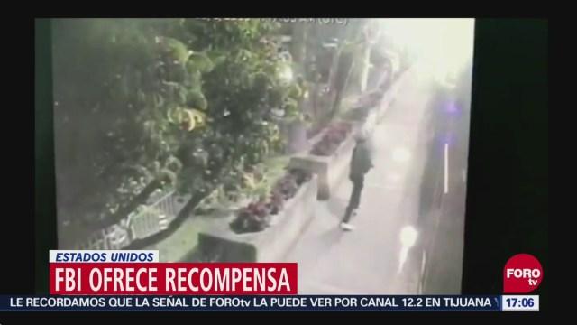 Difunden imágenes de atentado al Consulado de EU en Guadalajara
