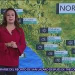 El centro y norte de México con clima seco