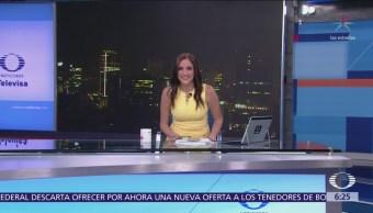 Las noticias, con Danielle Dithurbide: Programa del 17 de diciembre del 2018