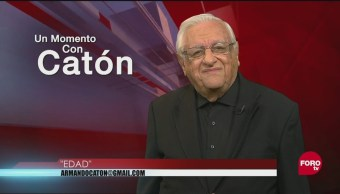 Un momento con Armando Fuentes 'Catón' del 14 de diciembre de 2018