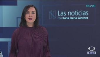 Las Noticias, con Karla Iberia: Programa del 5 de diciembre de 2018