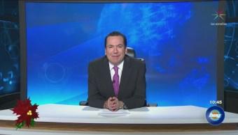 Las noticias con Lalo Salazar en Hoy del 3 de diciembre del 2018