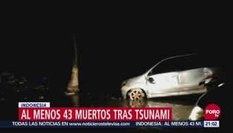 Circulan Las Primeras Imágenes Del Tsunami En Indonesia, Primeras Imágenes, Tsunami, Indonesia