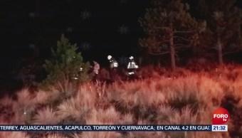 Dos Personas Son Rescatadas En El Nevado De Toluca, Dos Personas Son Rescatadas, Nevado De Toluca, Pico Del Águila, Volcán Xinantécatl