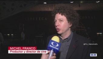#LoEspectaculardeME: Michel Franco celebró 10 años de trayectoria