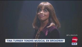 Tina Turner tendrá musical en Broadway
