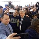 Tren Maya: AMLO viaja al sur de México para iniciar trabajos