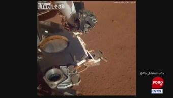 #LoQueVimosEnLaRed: Sonidos de Marte
