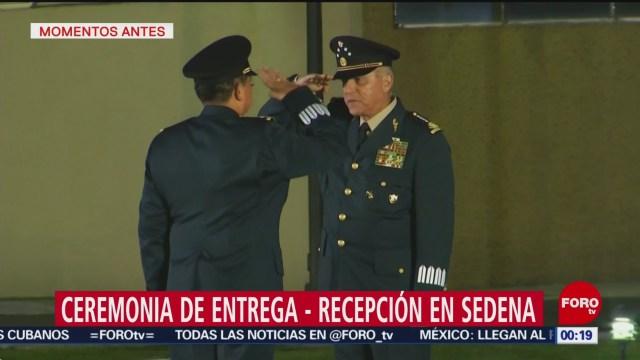 Luis Cresencio Sandoval González Nuevo Titular Sedena