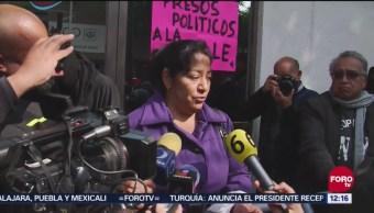 Madre de joven detenido por violencia en CU exige liberación