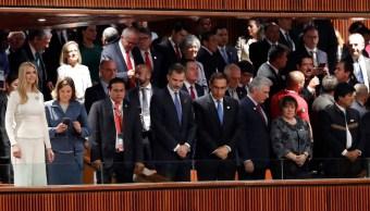 Reacciones Invitados Internacionales Toma Protesta AMLO