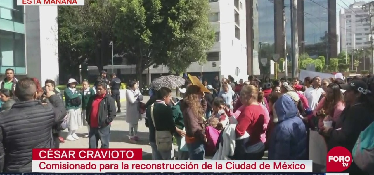 Manifestantes levantan bloqueo en Periférico Sur, CDMX