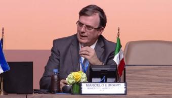 México detalla plan para Centroamérica, durante cumbre ONU