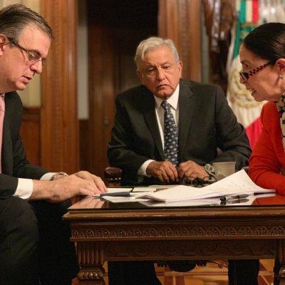 López Obrador conversa por teléfono con Donald Trump
