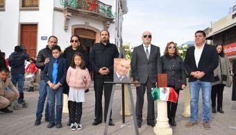 Rinden homenaje en Ameca al piloto fallecido en Puebla