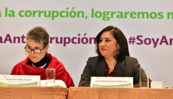 Sistema Anticorrupción carece de coordinación real, dice Irma Sandoval