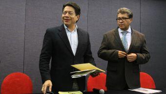 López Obrador se reúne con el gabinete legal y ampliado