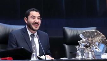 Senado da entrada a terna de la SCJN propuesta por AMLO