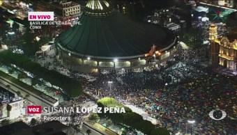 Pernocta Atrio Celebrar Morenita Del Tepeyac