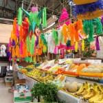 Mercados registran baja afluencia previo a Navidad en la CDMX