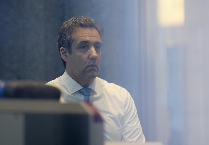Michael Cohen, sentenciado a tres años de prisión