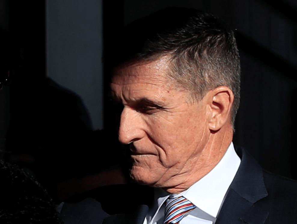 Michael Flynn, exasesor de Seguridad Nacional. (AP)