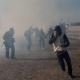 Gas lacrimógeno en frontera México se usó conforme ley
