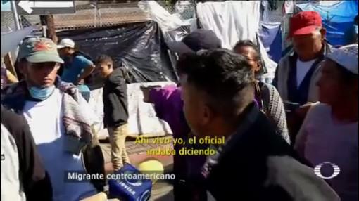 Migrantes Son Acusados Robo Autoridades Ponen Ultimátum