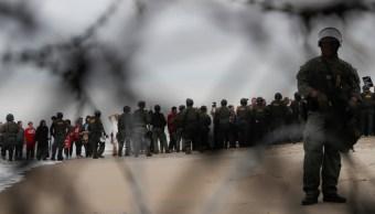 Tensión en Tijuana por presencia de migrantes centroamericanos