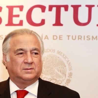 Miguel Torruco busca mayor promoción turística de México y adelgazamiento de Sectur