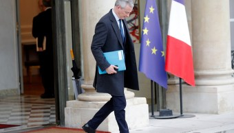 Francia prevé caída de economía por 'chalecos amarillos'