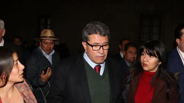 Monreal propondrá comisión para crisis de magistrados TEPJF