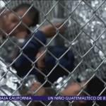 Muere niño guatemalteco en custodia de EU