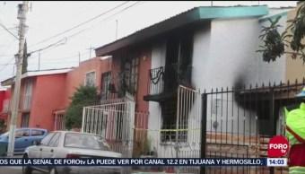 Mueren 5 personas en incendio en Jalisco