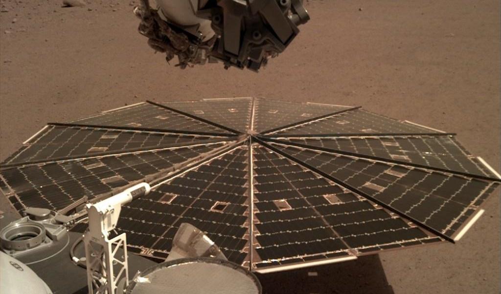 Video: NASA capta primeros sonidos del viento en Marte
