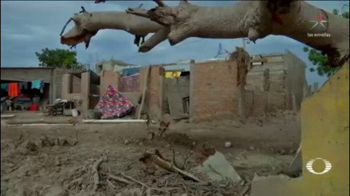 Nayarit Paralizado Falta Ayuda Paso Huracán Willa