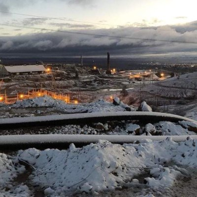 Usuarios comparten en redes fotos y video de la nevada en Chihuahua y Sonora